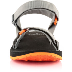 SOURCE Urban Sandalen Heren, gray/orange